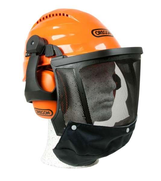 Oregon Waipoua® Schutzhelmkombination mit Gehör- und Gesichtsschutz
