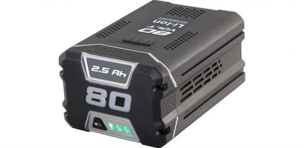 Stiga SBT 2580 AE Akku 2,0 Ah 80 Volt