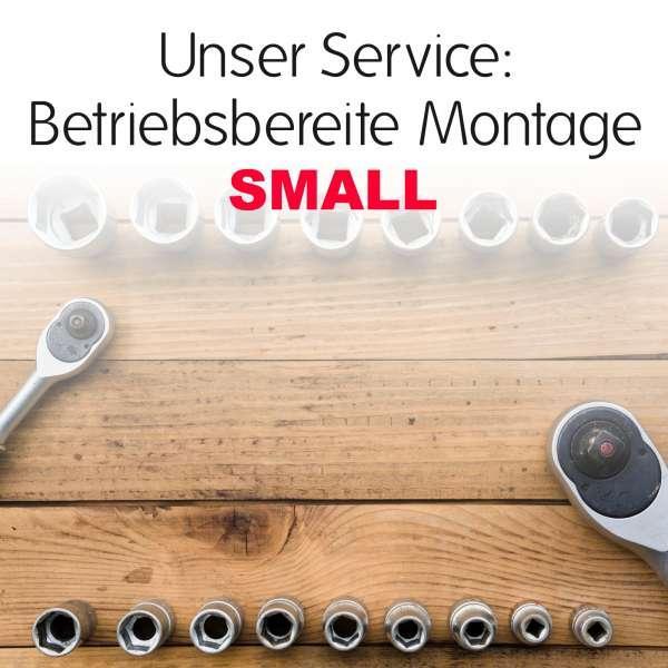 Betriebsbereite Montage - Small