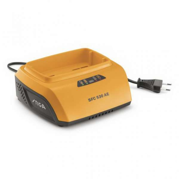 Stiga SFC 530 AE Akku Schnellladegerät 48 Volt