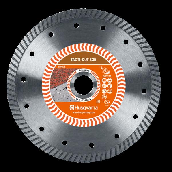 Husqvarna Trennschleifer Diamanttrennscheibe  Tacti-Cut S35 230mm