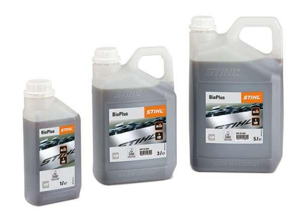 STIHL BioPlus Sägekettenhaftöl 1 Liter