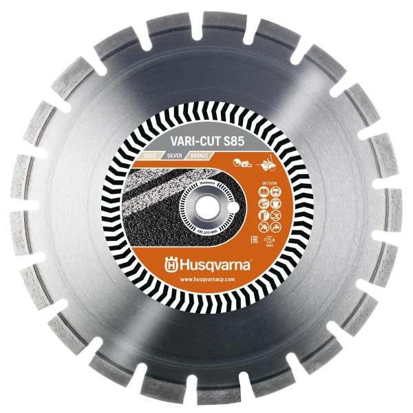 Husqvarna VARI-CUT S85 Diamantscheibe 450 mm abrasiv